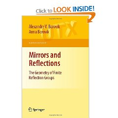 Mirrors and Reflections: Front Cover